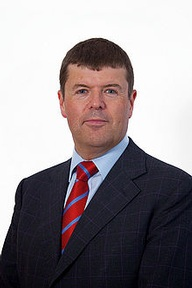 MP Paul Burstow, former care minister