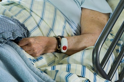 Safety Alert Issued To Care Homes Over Residents Falling