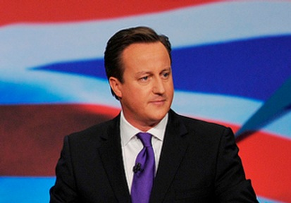 David Cameron takes up role as president of Cambridge charity