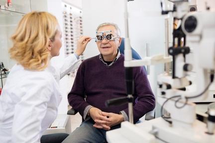 High street optician Credit: Lucky Business/Shutterstock