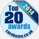 carehome.co.uk Top 20 Care Home Awards 2014
