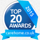 carehome.co.uk Top 20 Care Home Awards 2015