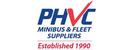 PHVC Minibus & Fleet Suppliers