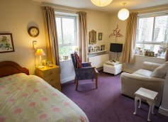 St Johns House Residential Care Home, London, London