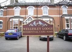 Wellesley Lodge, Sutton, London