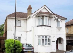 The White House Care Home, Feltham, London