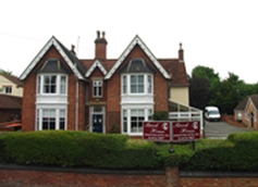 The Leys Care Home Park Lane Sharnbrook Bedford Bedfordshire