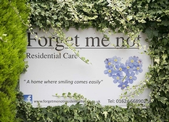 Forget me not Residential Home, Slough, Berkshire