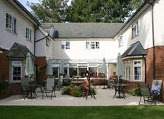 Devon Lodge Retirement Home Milton Keynes Buckinghamshire
