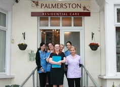 Palmerston Residential Care Home, Westcliff-on-Sea, Essex