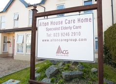 Alton House Care Home Hayling Island Hampshire