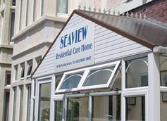 Seaview Residential Home, Southsea, Hampshire
