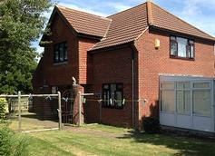 Seabourne House, Romney Marsh, Kent