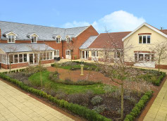 Canterbury House, Ipswich, Suffolk