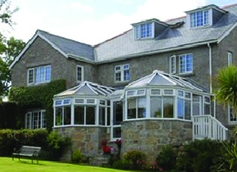 Menwinnion Country House Care Home, Penzance, Cornwall