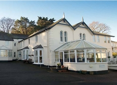 The Firs Residential Home, Budleigh Salterton, Devon