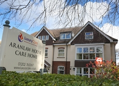 Aranlaw House Care Home Poole Dorset
