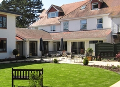 Hampton House - Care Home for the Elderly, Cheltenham, Gloucestershire