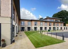 Longbridge Deverill House and Nursing Home, Warminster, Wiltshire