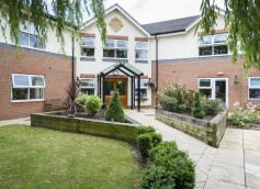 East Park Court Residential Care Home, Bilston, Wolverhampton, West Midlands