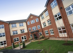 Highcroft Hall Residential Care Home Wolverhampton West Midlands