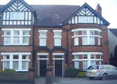 Hill Lodge, Burton-on-Trent, Staffordshire