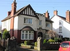 Kingsley Rest Home Ltd, Newcastle-under-Lyme, Staffordshire