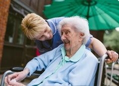 Waters Edge Care Home, Walsall, Staffordshire