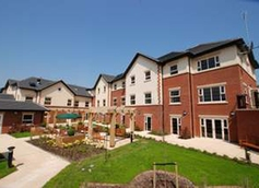 Hanford Court Care Home, Stoke-on-Trent, Staffordshire