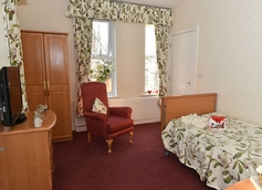 Barnfield Care Home, Chesterfield, Derbyshire