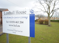 Lenthall House, Market Harborough, Leicestershire
