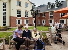 Moat House Care Home, Hinckley, Leicestershire