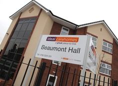Beaumont Hall, Leicester, Leicestershire