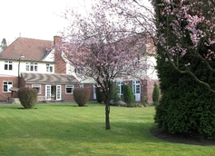 Glenfield Woodlands Care Home Leicester