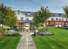 Seagrave House Care Home Corby Northamptonshire