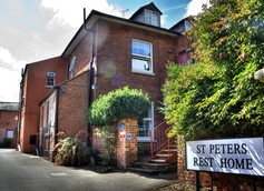 St Peter's, Nottingham, Nottinghamshire