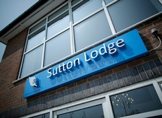 Sutton Lodge Residential Home, Sutton-in-Ashfield, Nottinghamshire