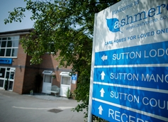 Sutton Manor Residential Home, Sutton-in-Ashfield, Nottinghamshire