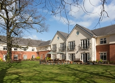 Hall Park Care Home, Nottingham, Nottinghamshire