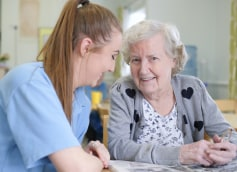 Brookdale Care Home, Bury, Greater Manchester