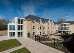 Walshaw Hall Care Home Bury