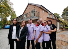 Beech House Residential Care Home, Salford, Greater Manchester