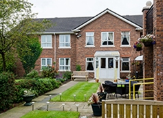 Aaron Lodge Care Home Liverpool