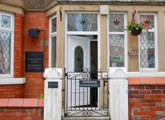 Cressingham House, Wallasey, Merseyside