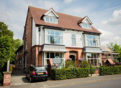 Woodeaves Residential Care Home Nantwich Cheshire
