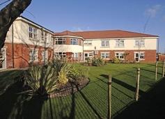 Fleetwood Hall Care Home, Fleetwood, Lancashire