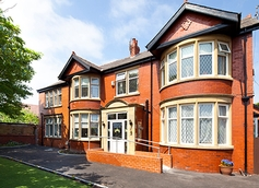 Berwick House Care Home, Blackpool, Lancashire