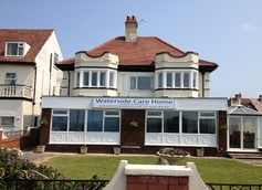 Waterside Care Home, Bispham, Blackpool, Lancashire