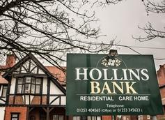 Hollins Bank Care Home, Blackpool, Lancashire