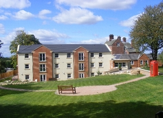 Vicarage Court Care Home Vicarage Gardens North